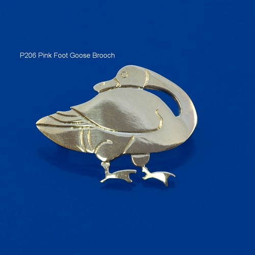 Pictish Goose Brooch